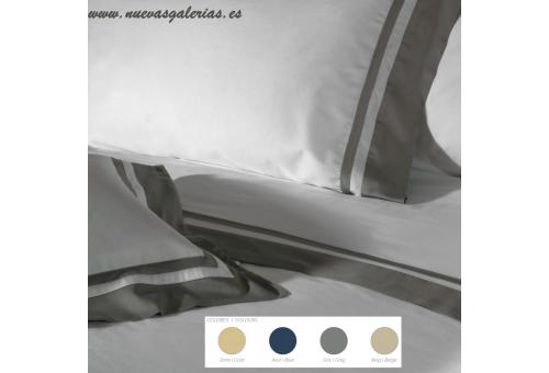 Bassols Sheet Set Bassols | Lugano - 1 Sheet Set Lugano by Bassols 100% Egyptian Cotton Mercerized Satin 300 threads. 3 pieces,