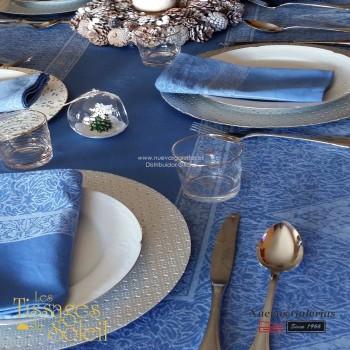 Mantel Les Tissages du Soleil | Valentina Azul