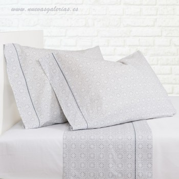 Sheet Set Siwa Gris | Bassols