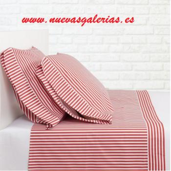 Completo Lenzuola Sailor Rojo | Bassols