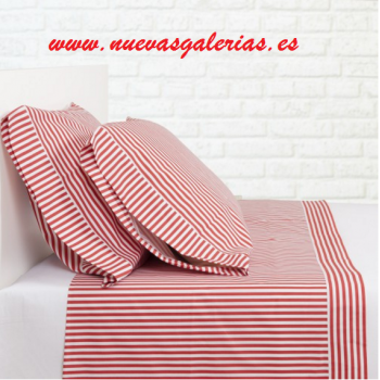 Sheet Set Sailor Rojo | Bassols