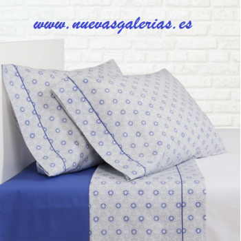 Sheet Set Ica Azul | Bassols