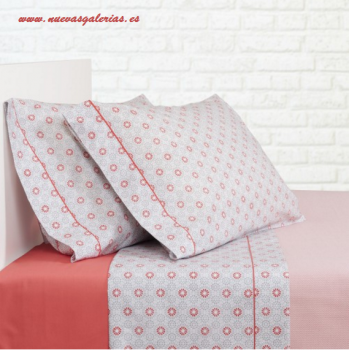 Sheet Set Ica Rojo | Bassols