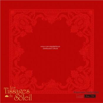 Servilletas Les Tissages du Soleil | Royal Rojo