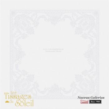 Servilletas Les Tissages du Soleil | Royal Blanco