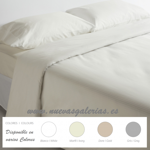 Bassols Duvet Cover Luxor   Bassols - 1 Duvet cover Luxor by Bassols 100% Egyptian Cotton Mercerized Satin 300 threads. 3 pieces