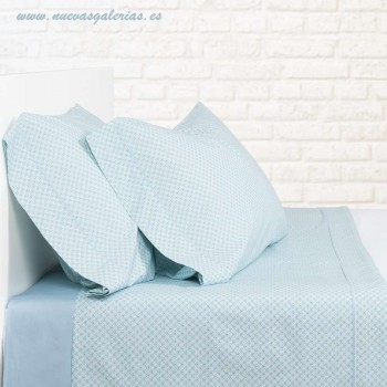 Sheet Set Palma Agua | Bassols