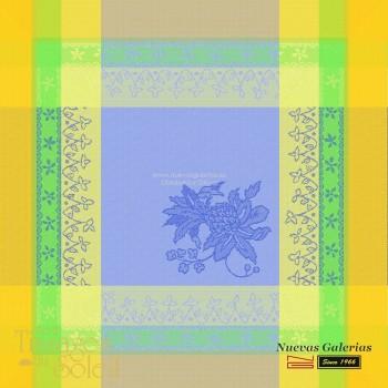 Servilletas Les Tissages du Soleil | Cotignac Azul