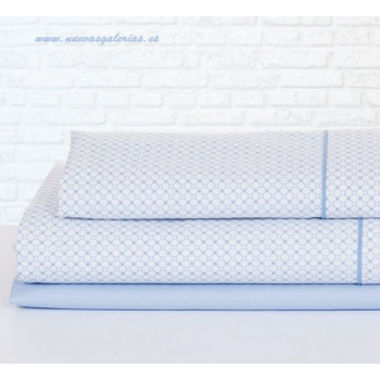 Sheet Set Mika Azul | Bassols