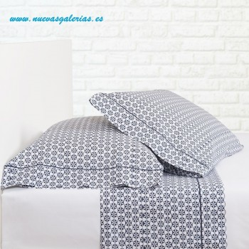 Sommerbettwäsche Bassetti Nager Azul | Bassols