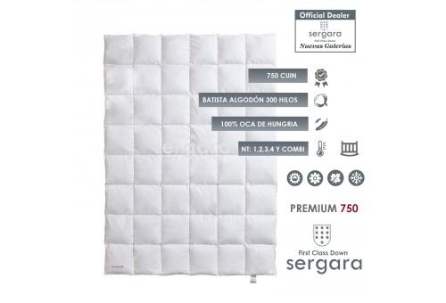 Piumino d´Oca Sergara Premium 750 | Bambino