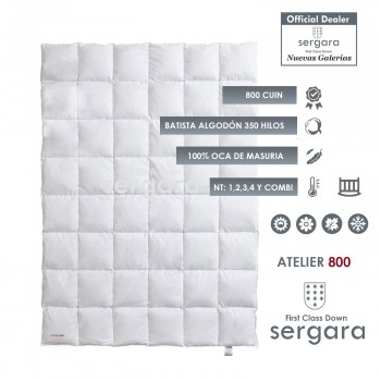 Sergara Atelier 800 Fill Power Down Comforter | Baby