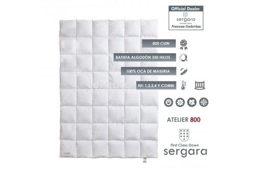 Relleno Nordico Sergara Atelier 800 | Bebé