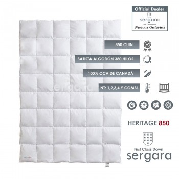 Sergara Heritage 850 Fill Power Down Comforter | Baby