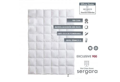 Piumino d´Oca Sergara Exclusive 900 | Autunno
