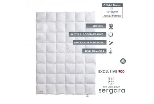 Relleno Nordico Sergara Exclusive 900   Nivel Termico 4