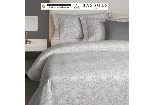 Bassols Duvet Cover Aster | Bassols - 1 Duvet cover Aster by Bassols 100% Egyptian Cotton Mercerized Hair 200 thread. 3 pieces Q
