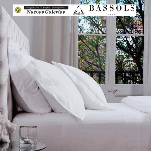 Bassols Sommerbettwäsche Bassetti Bassols | Regent 400 Hilos - 1 Sommerbettwäsche Regent by Bassols 100% ägyptische Baumwolle M