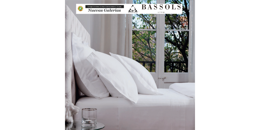 Sommerbettwäsche Bassetti Bassols | Regent 400 Hilos