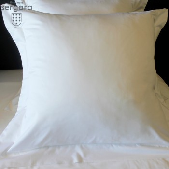 Sergara Euro Sham 600 Thread Egyptian Cotton Sateen | Essencial