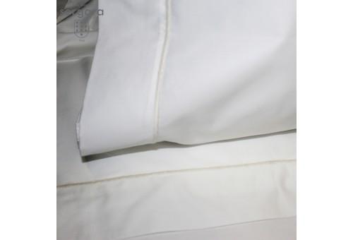 Completo Lenzuola Sergara 600 filo cotone egiziano | Bourdon Beig
