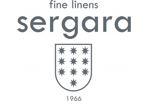 Sergara Kissenbezüge Ägyptische Baumwolle 600 Fäden   Beig Bourdon