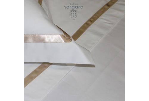 Funda Nórdica Cuna Sergara | Illusion Beig 600 hilos