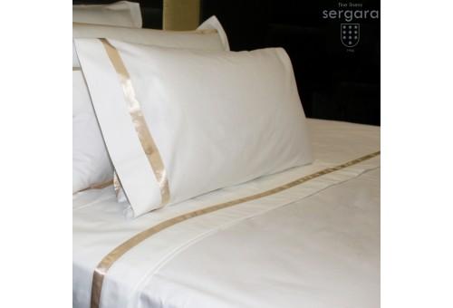 Sergara Fixleintuch Ägyptische Baumwolle 600 Fäden | Illusion