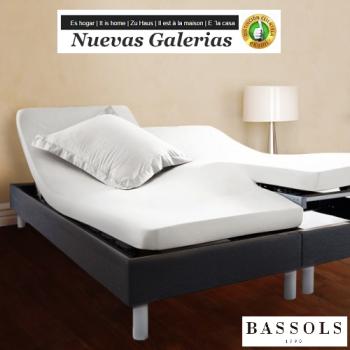 Sabanas Bajeras Articulada H Blanco | Bassols