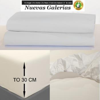 Fitted sheets Venecia Blanco | Bassols