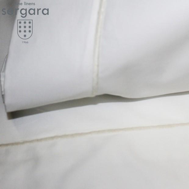 Sergara Baby Sheet Set 600 Thread Egyptian Cotton Sateen | Beig Bourdon