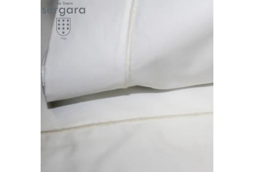 Completo Lenzuola Culla Sergara 600 filo cotone egiziano |Bourdon Beig