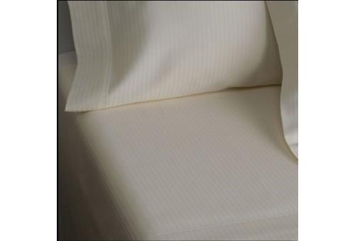 Bassols Sheet Set Luxor Marfil | Bassols - 1 Sheet Set Luxor de Bassols 100% Algodón Egipcio Satén Mercerizado 300 hilos.3 p