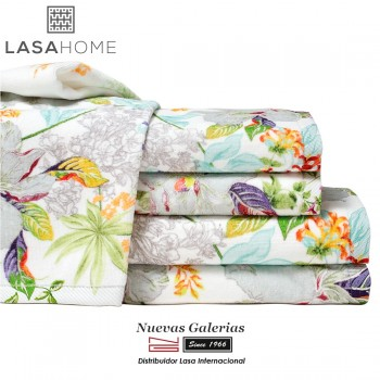 Handtuch Set Baumwolle & Jacquard-Velours | Lilly