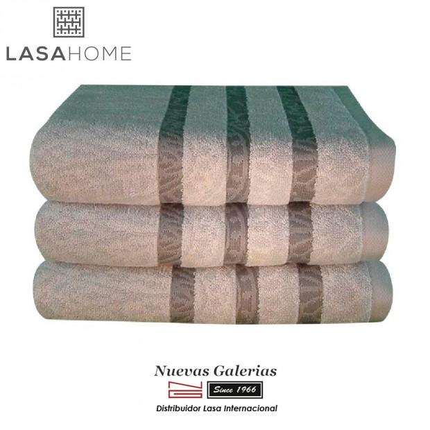 100% Cotton Bath Towel Set Gray | Kashmir