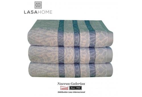 100% Cotton Bath Towel Set Blue| Kashmir