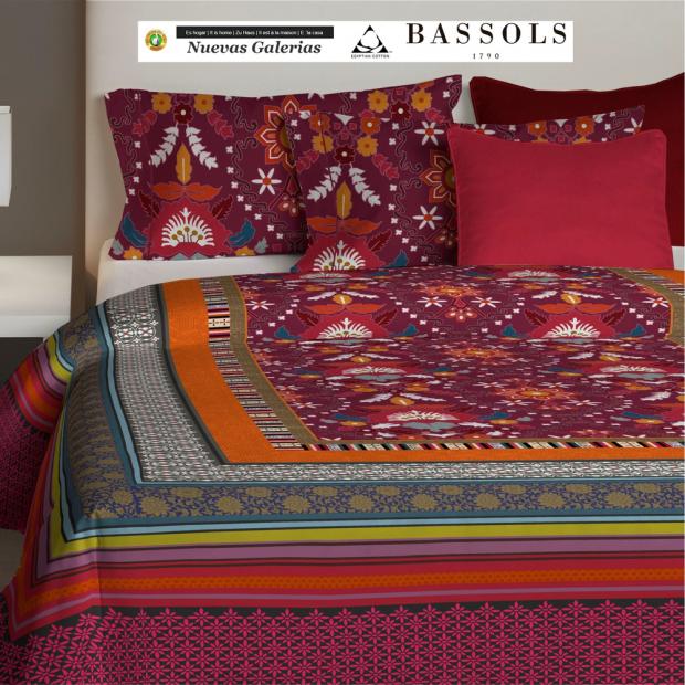 Bassols Trapunte Thada | Bassols - 1 Trapunta Thada di Bassols 100% cotone egiziano Raso mercerizzato 200 fili. Ripieno 140 gsm.