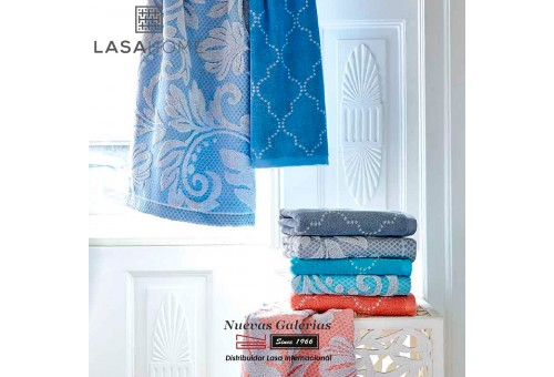 Asciugamani in cotone Rosa | Baltus