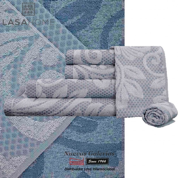 handtuch set baumwolle grau baltus nuevas galerias. Black Bedroom Furniture Sets. Home Design Ideas