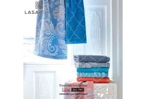 100% Cotton Bath Towel Set Gray | Baltus
