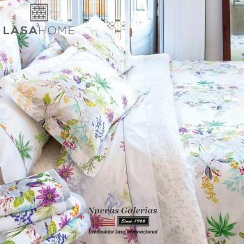 Completo Lenzuola Lasaint 200 filo cotone |Lilly