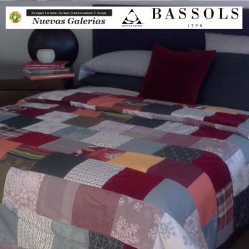 Edredon Patchwork | Bassols