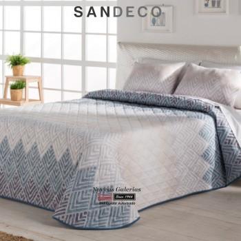 Colcha Bouti Sandeco | Sale Azul