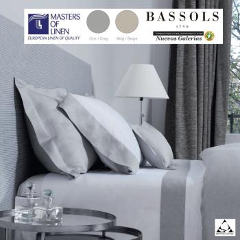 Sommerbettwäsche Bassetti Bassols | Grace Lino & Algodon