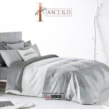 Bettwäsche Antilo | Lasser Grau