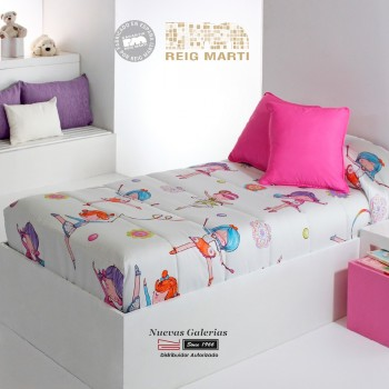 Reig Marti Kids Fitted comforter | Sugar