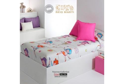 Reig Marti Kids Fitted comforter | Sugar