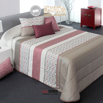Jacquard Quilt Reig Marti | Forbes 3B-02 Violet