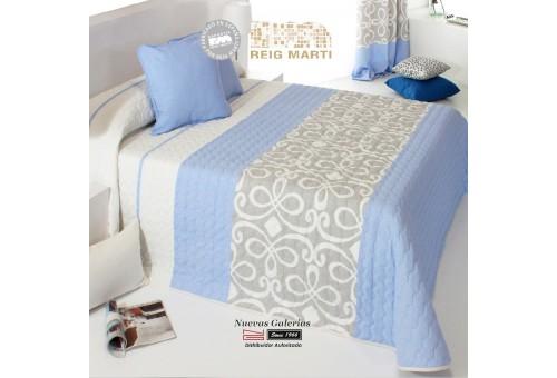 Reig Marti Bouti Bedspred | Grandy 2P-03 Blue