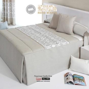 Reig Marti Bedspread Quilt | Grandy 1-01 Beig